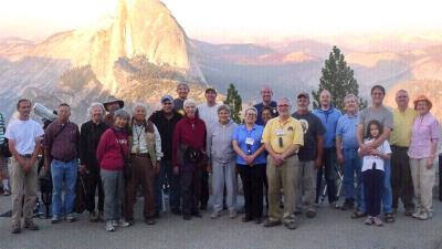 [Image: Team 2015 at Yosemite N.P.]