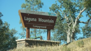laguna mountain entrance